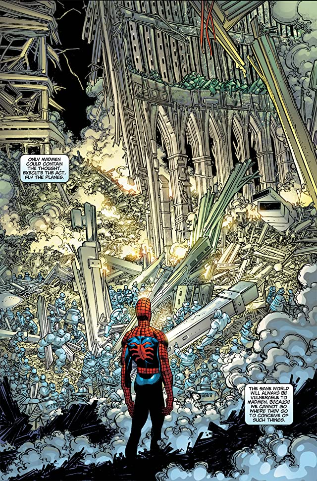 click for super-sized previews of Amazing Spider-Man (1999-2013) #36