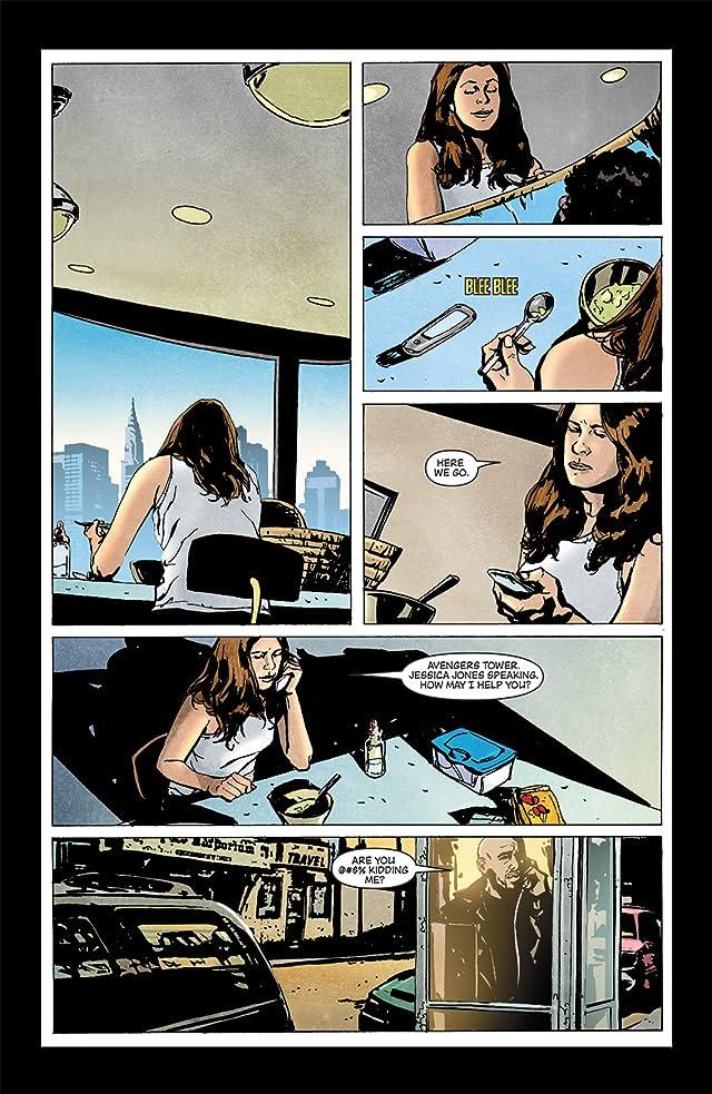 New Avengers (2004-2010) #38