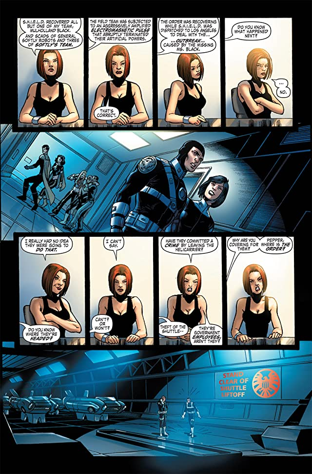 The Order #10