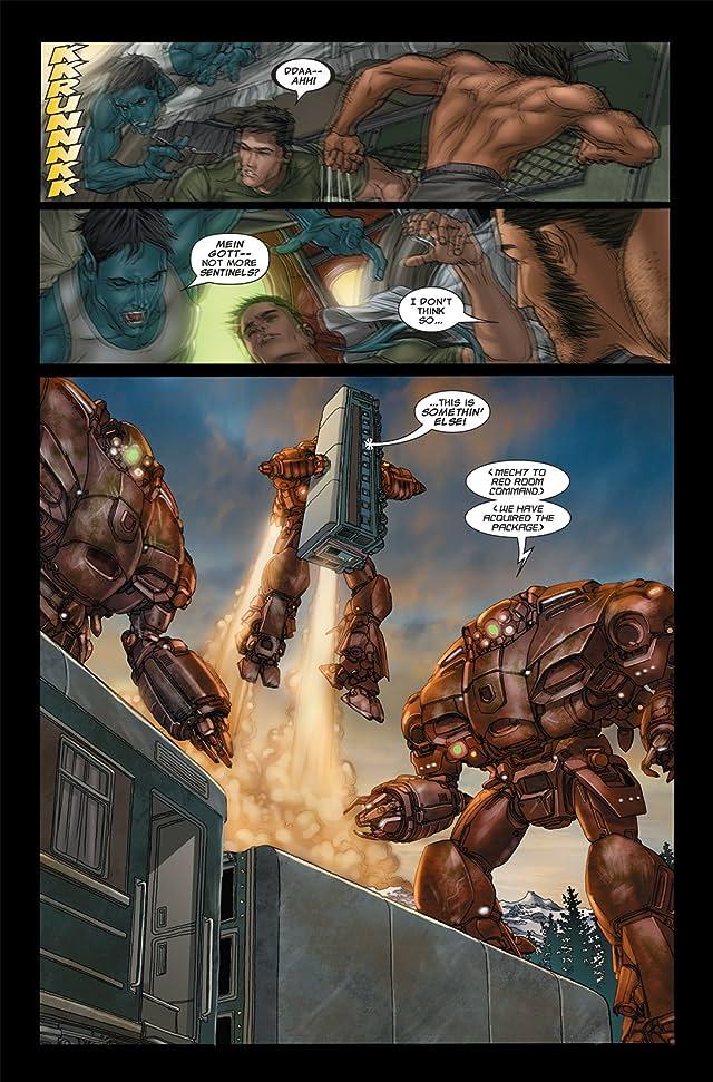 click for super-sized previews of Uncanny X-Men (1963-2011) #497