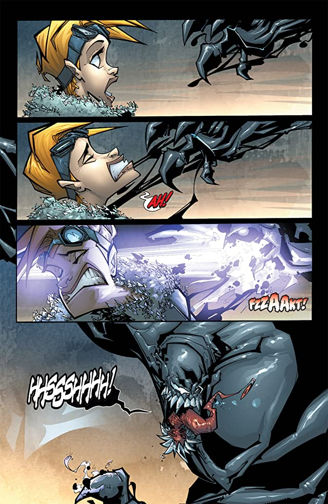 click for super-sized previews of Venom (2003-2004) #3