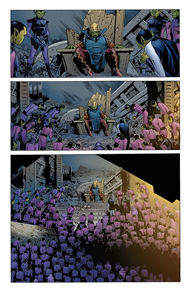click for super-sized previews of New Avengers (2004-2010) #40