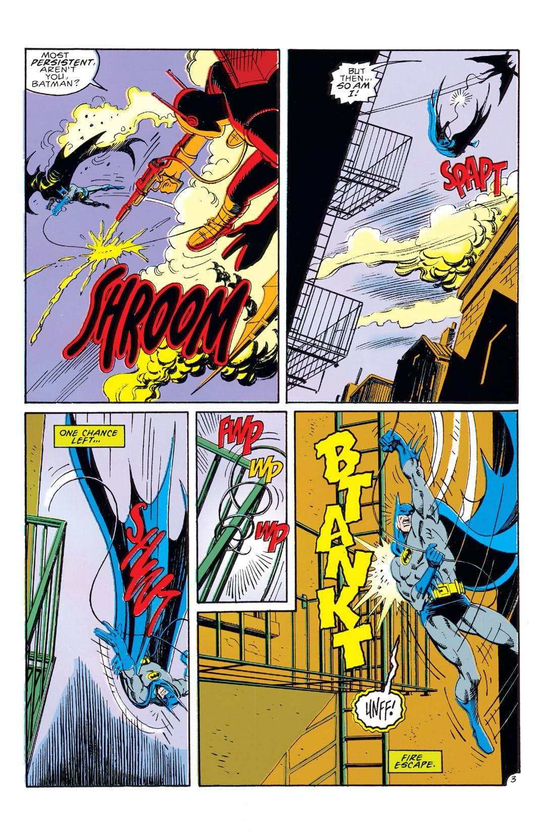 Batman (1940-2011) #495