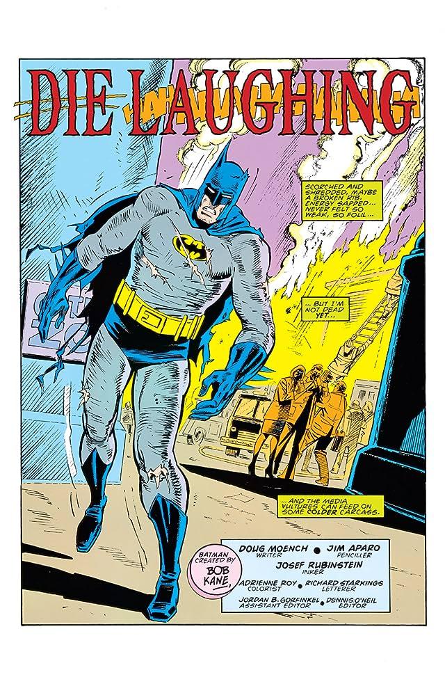 Batman (1940-2011) #496