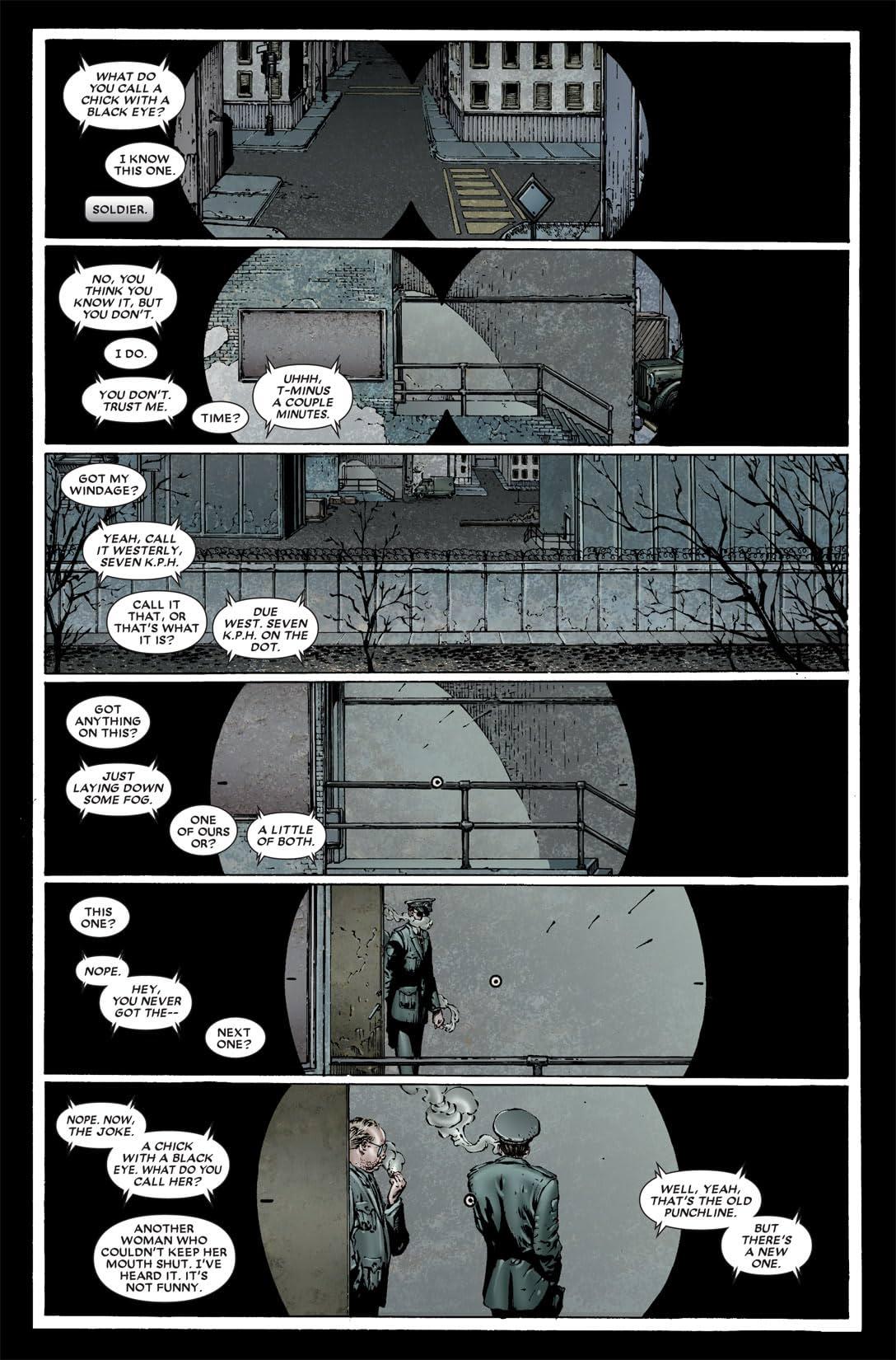 Moon Knight (2006-2009) #8