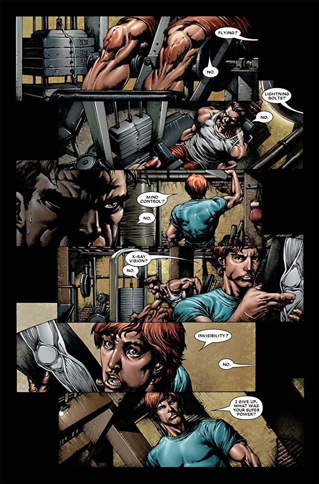 click for super-sized previews of Moon Knight (2006-2009) #9
