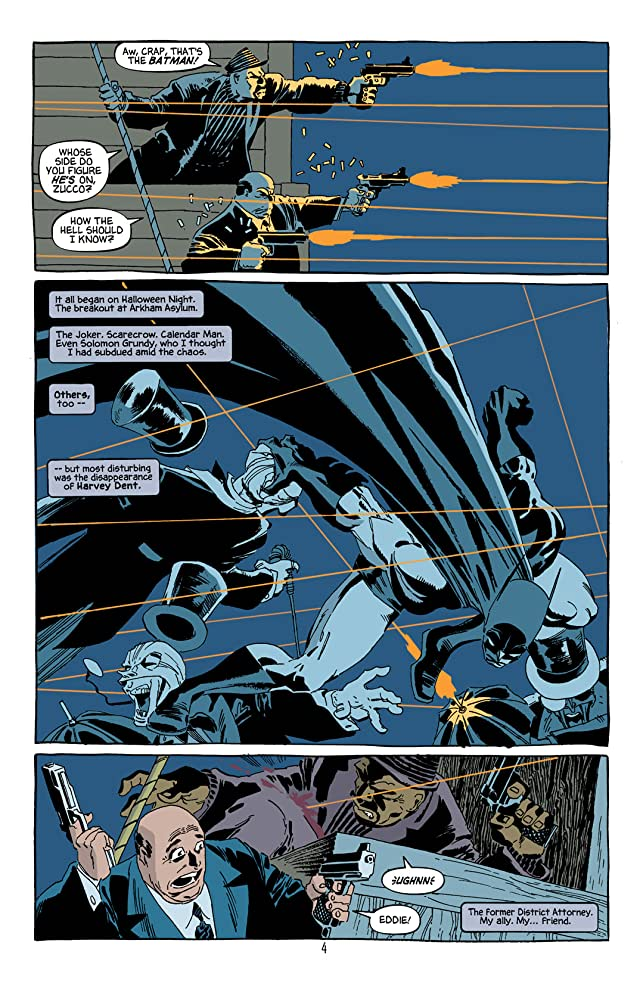 click for super-sized previews of Batman: Dark Victory #6