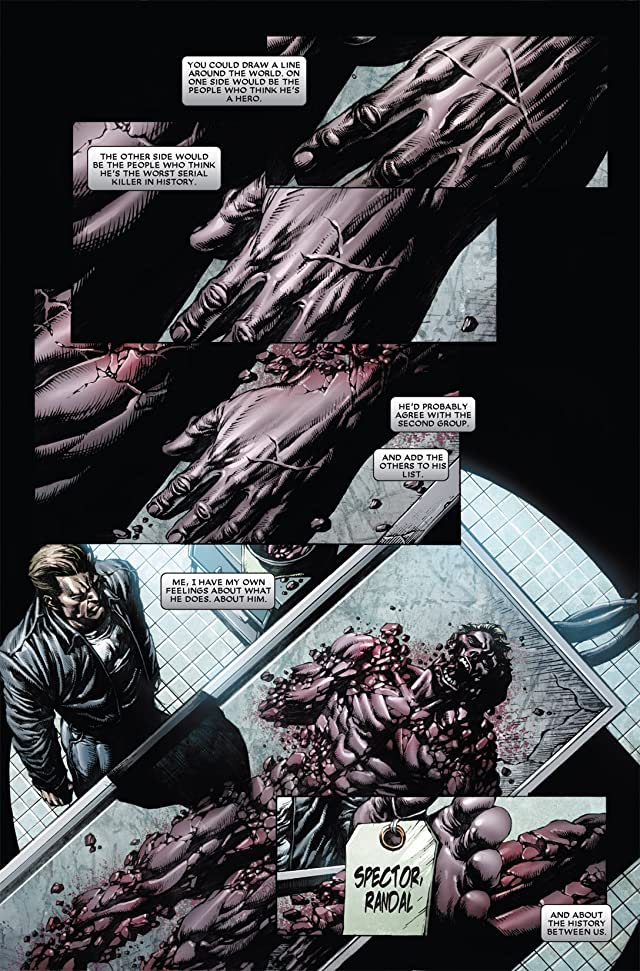 click for super-sized previews of Moon Knight (2006-2009) #10
