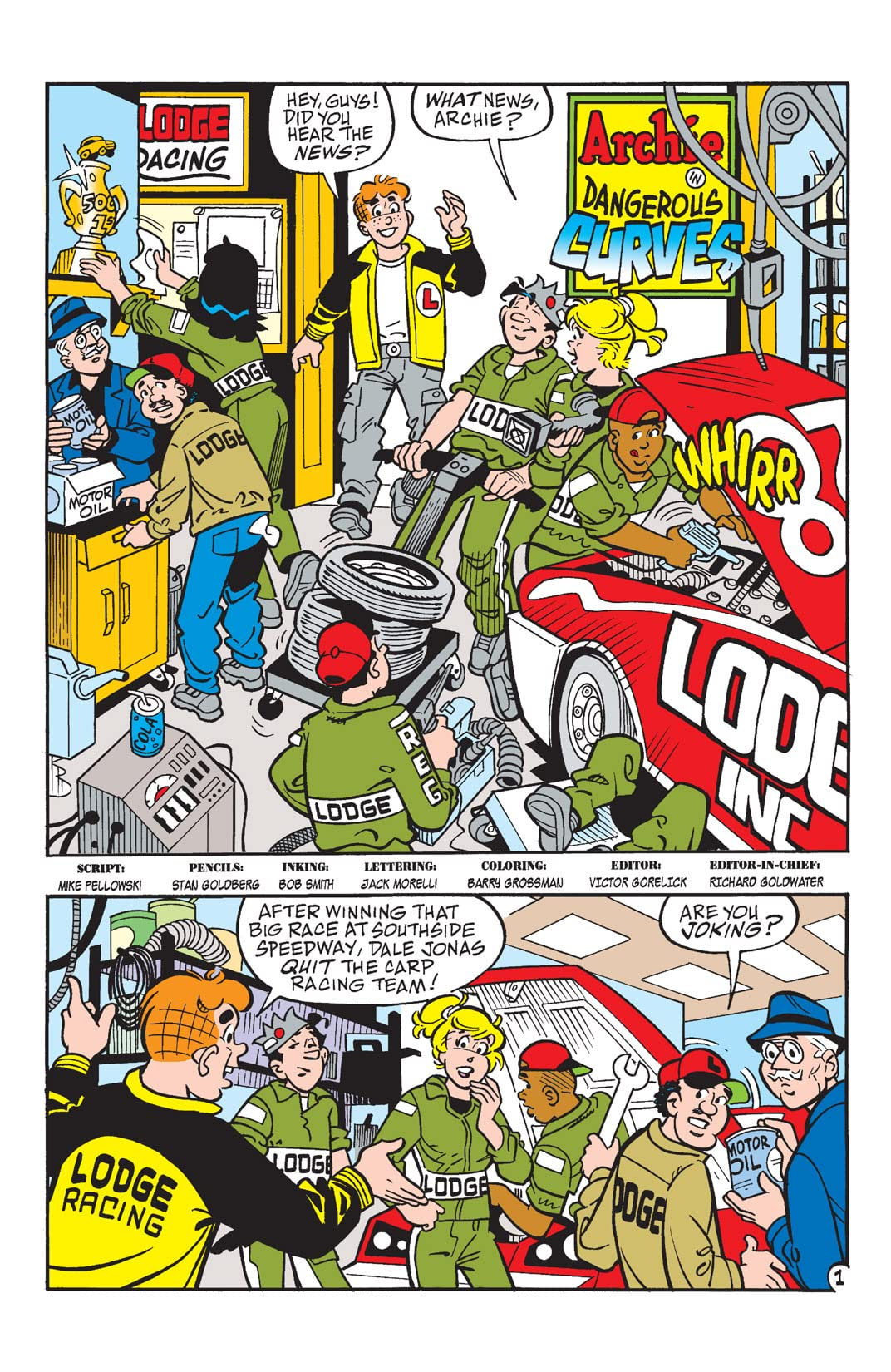 Archie & Friends #113