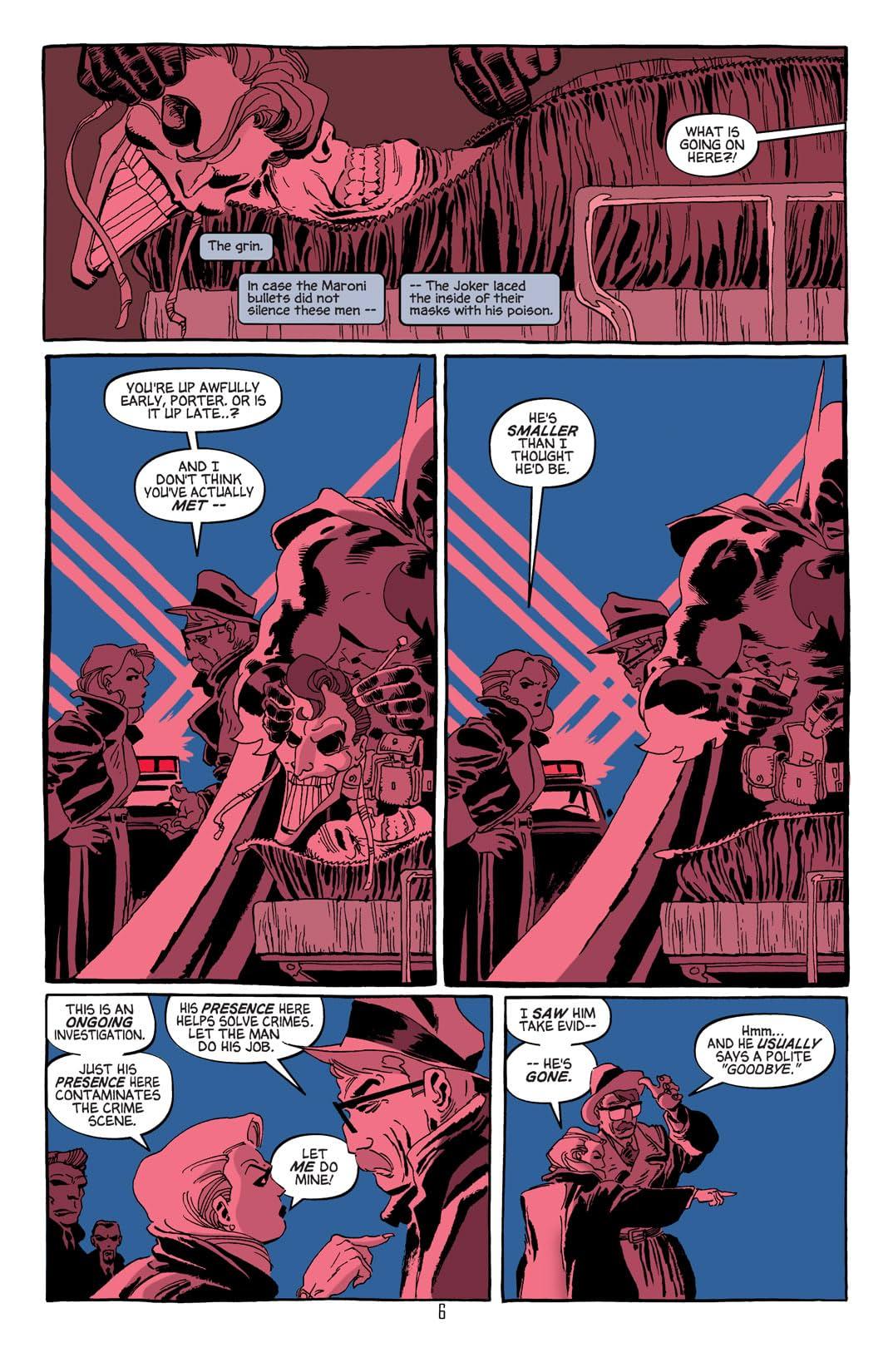 Batman: Dark Victory #8 (of 13)