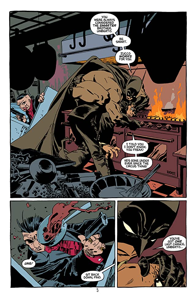 click for super-sized previews of Batman: Dark Victory #11