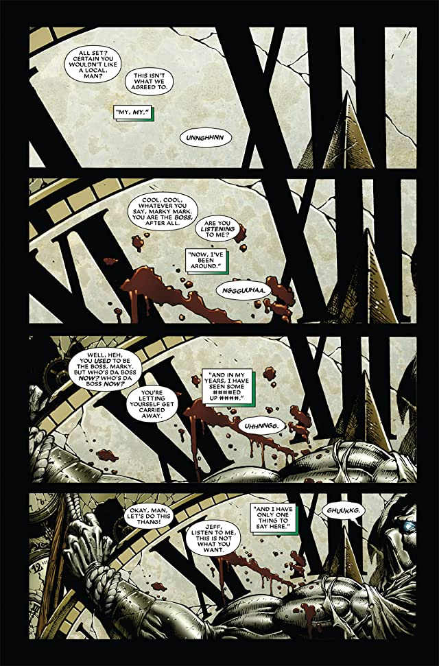 click for super-sized previews of Moon Knight (2006-2009) #12