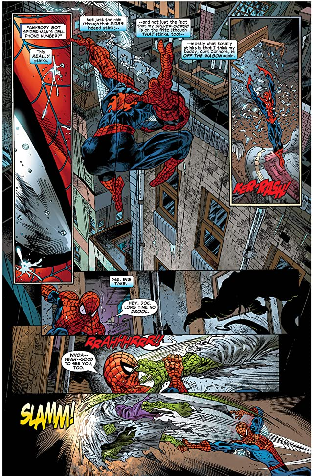 click for super-sized previews of Sensational Spider-Man (2006-2007) #24