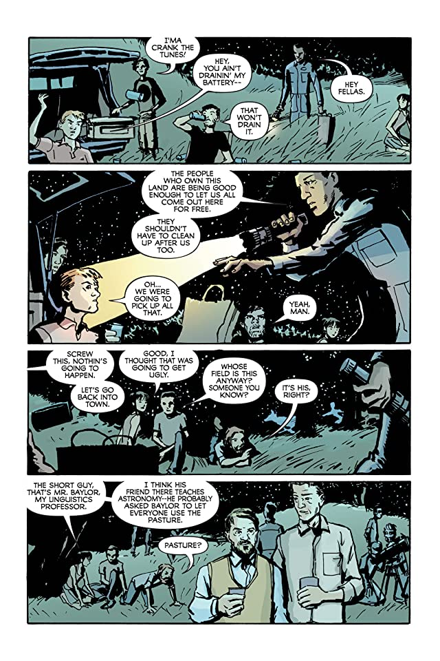 click for super-sized previews of Meteor Men #1