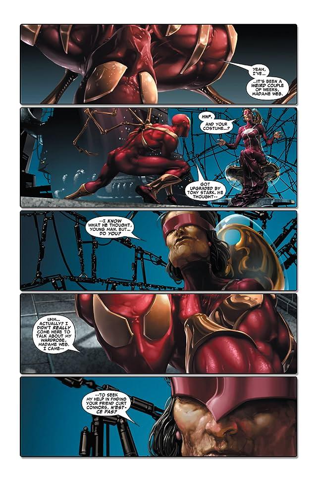 click for super-sized previews of Sensational Spider-Man (2006-2007) #26