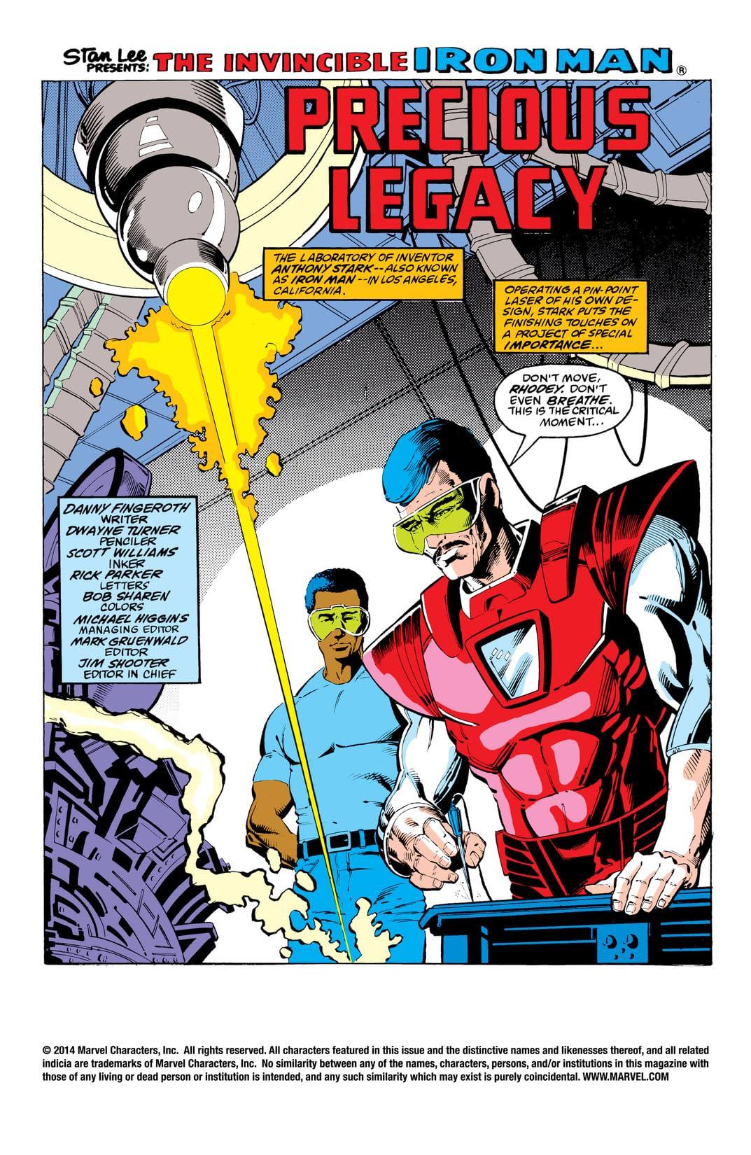 Iron Man (1968-1996) #212