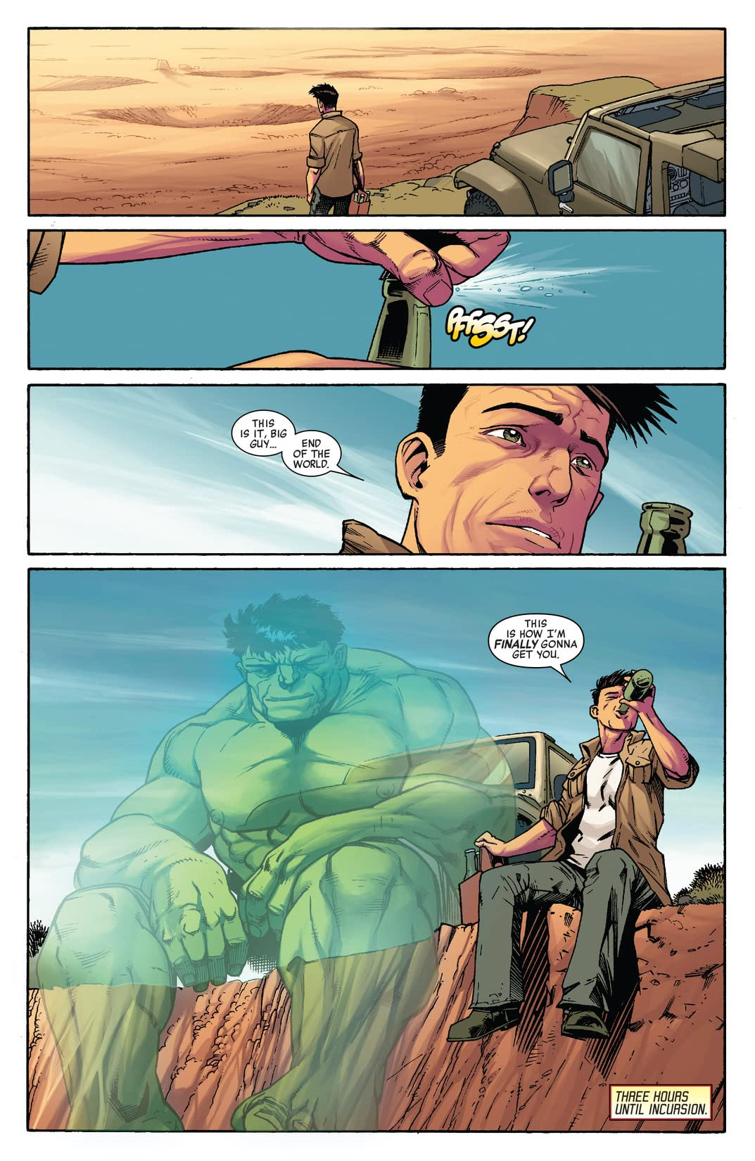 New Avengers (2013-2015) #23