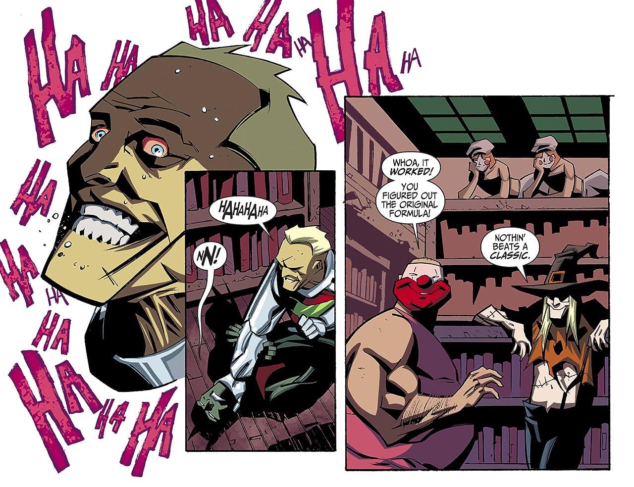 Batman Beyond 2.0 (2013-2014) #30