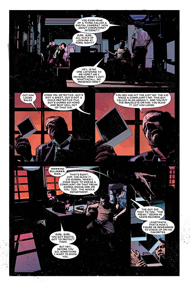 click for super-sized previews of Moon Knight (2006-2009) #13