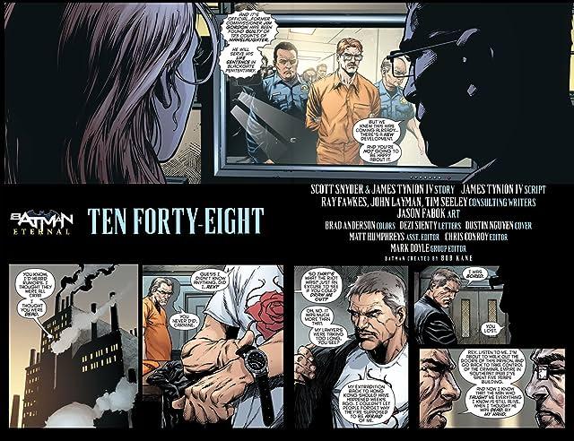 click for super-sized previews of Batman Eternal (2014-2015) #21
