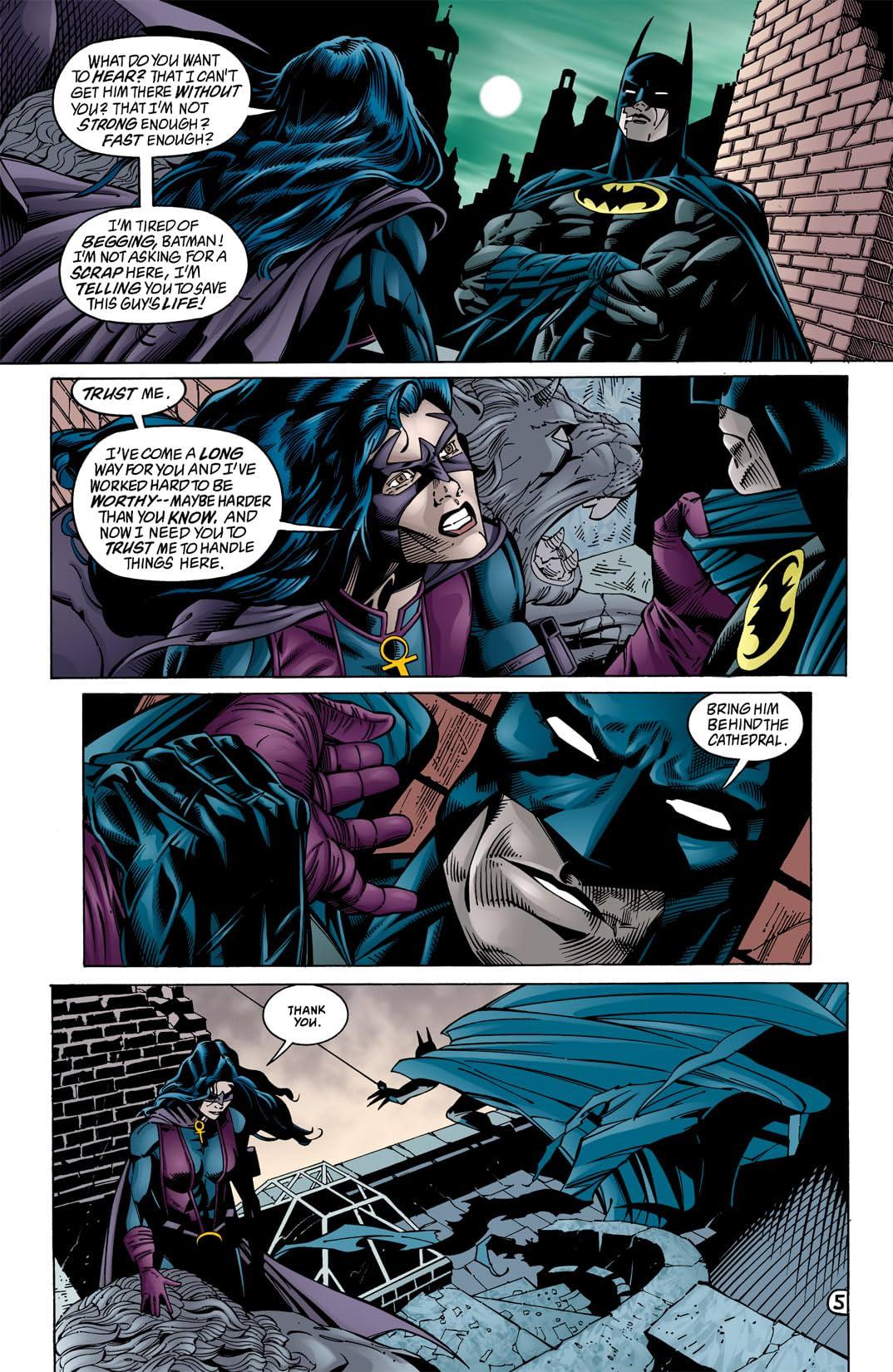 Batman (1940-2011) #564