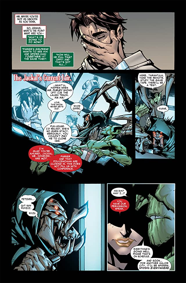 click for super-sized previews of Amazing Spider-Man (1999-2013) #669