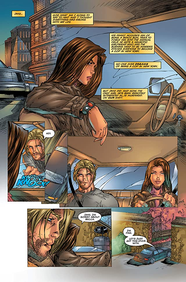 click for super-sized previews of Witchblade #13