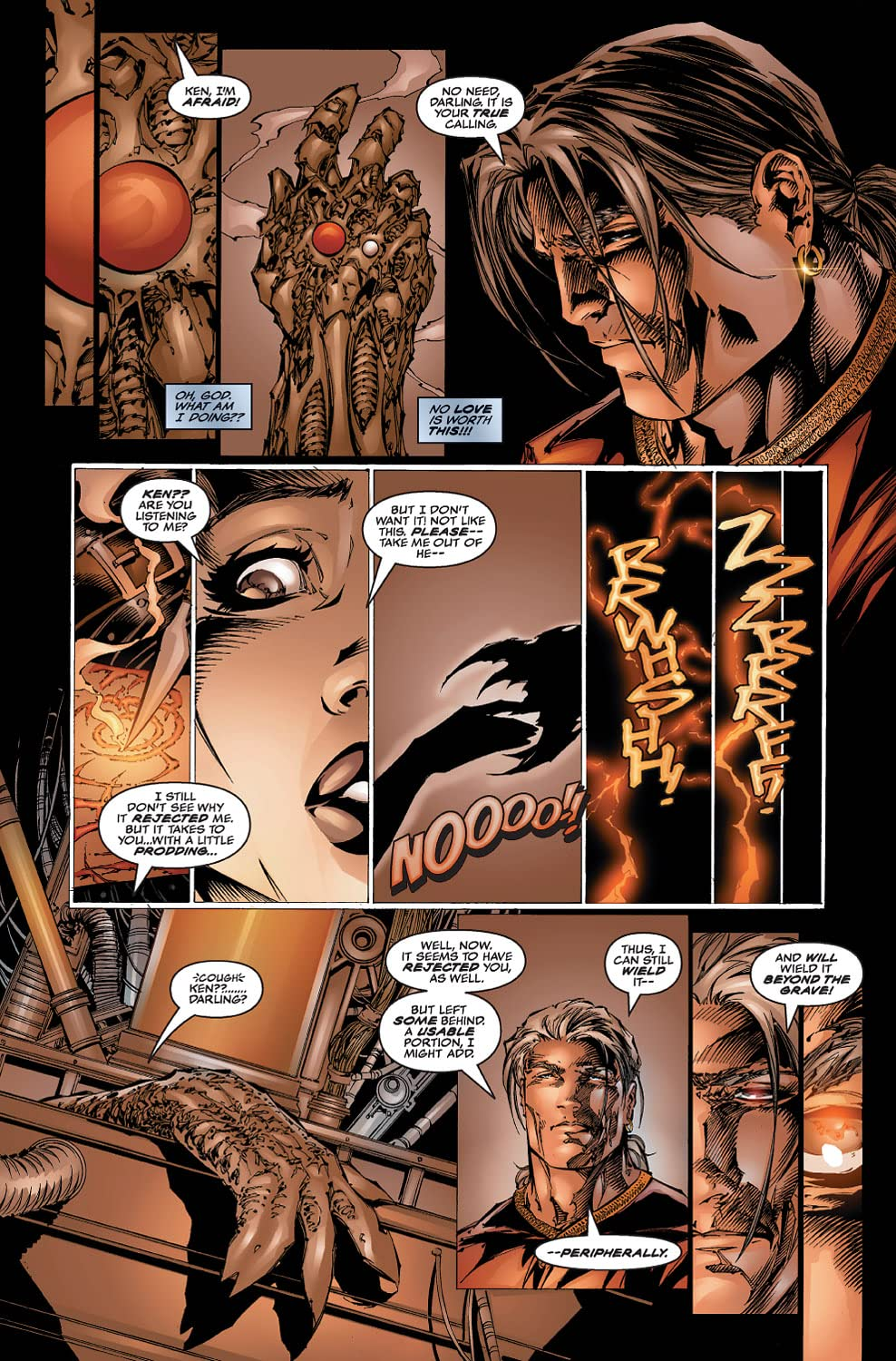 Witchblade #14