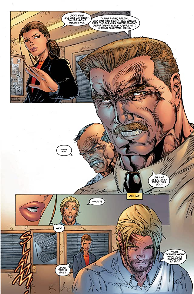 click for super-sized previews of Witchblade #15