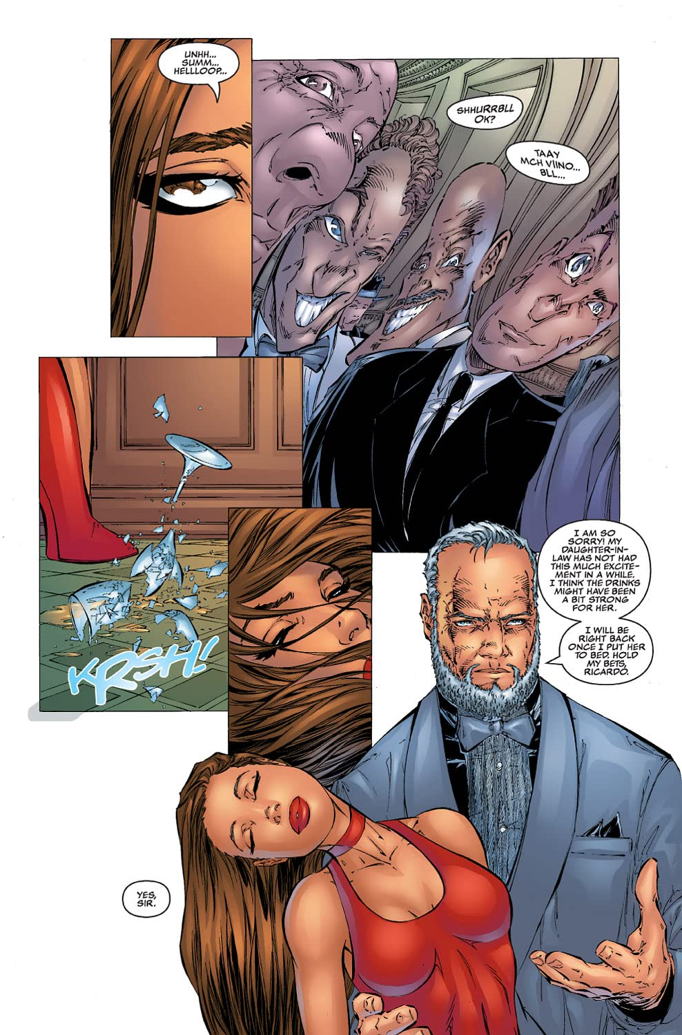 Witchblade #16
