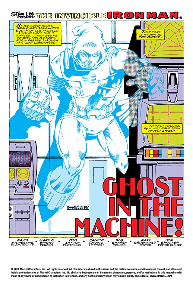 click for super-sized previews of Iron Man (1968-1996) #221