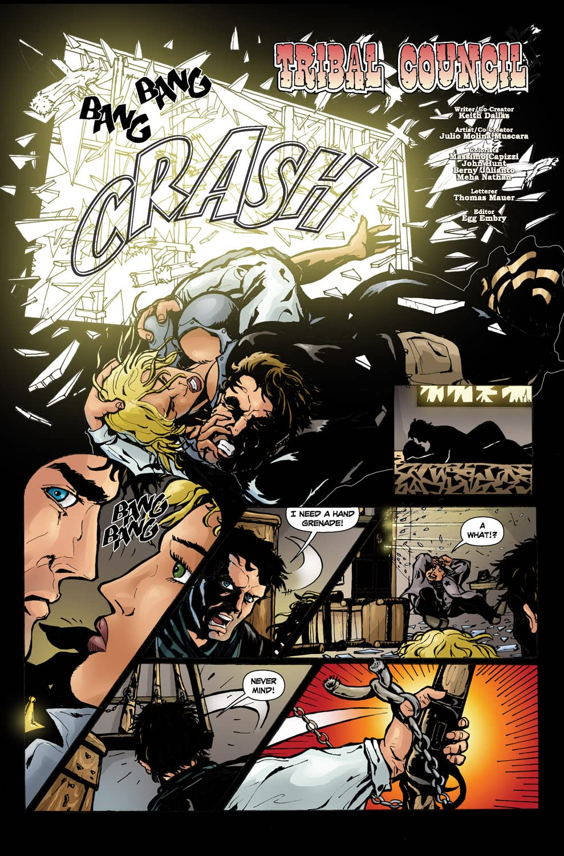 Omega Chase #2