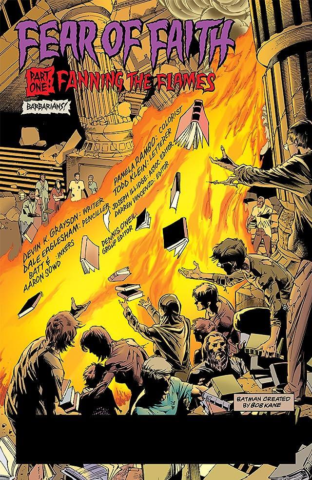 Batman: Legends of the Dark Knight #116