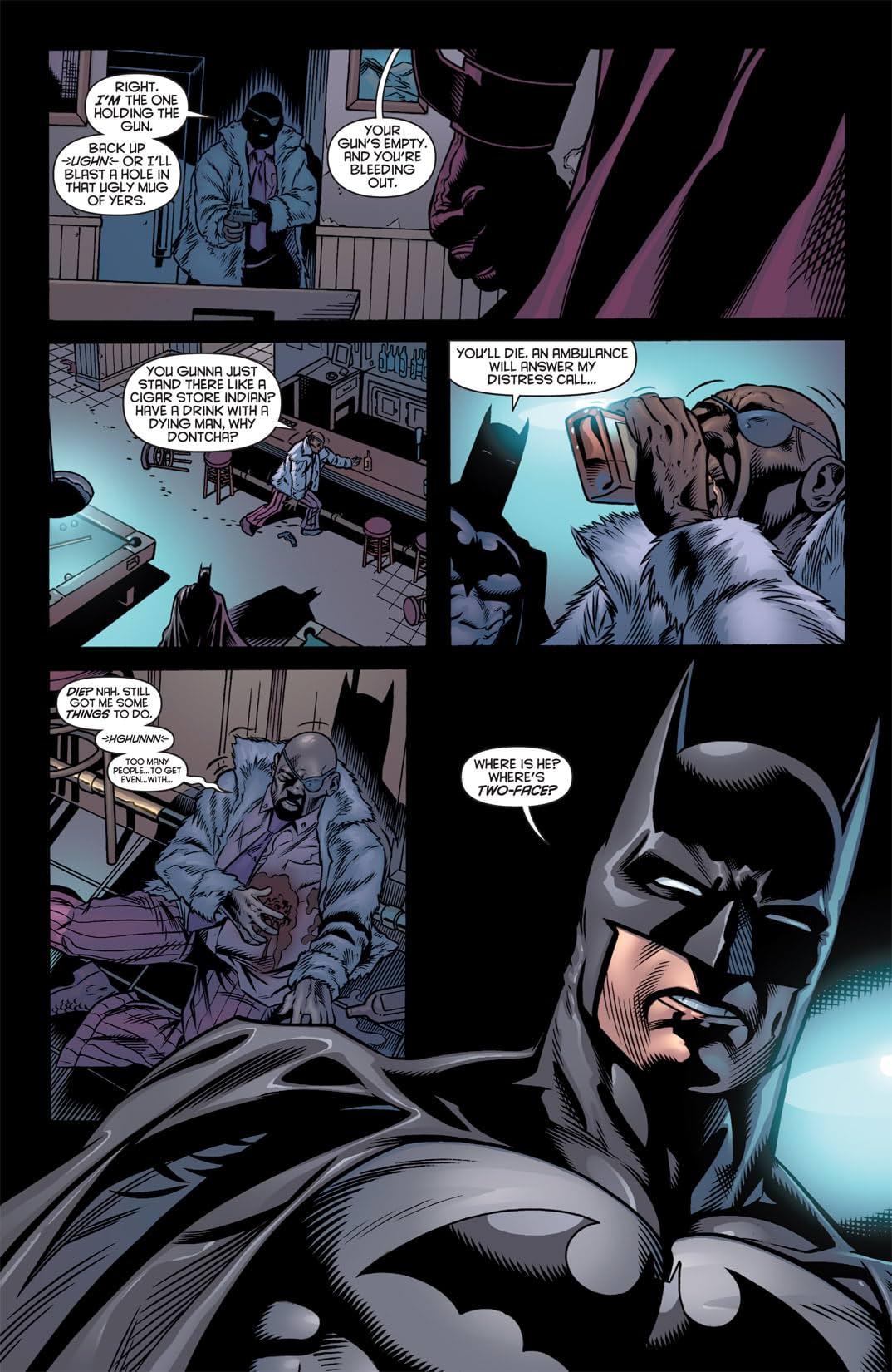 Batman (1940-2011) #712
