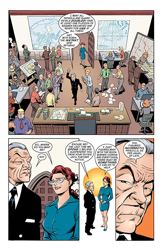 click for super-sized previews of Jack of Fables #26