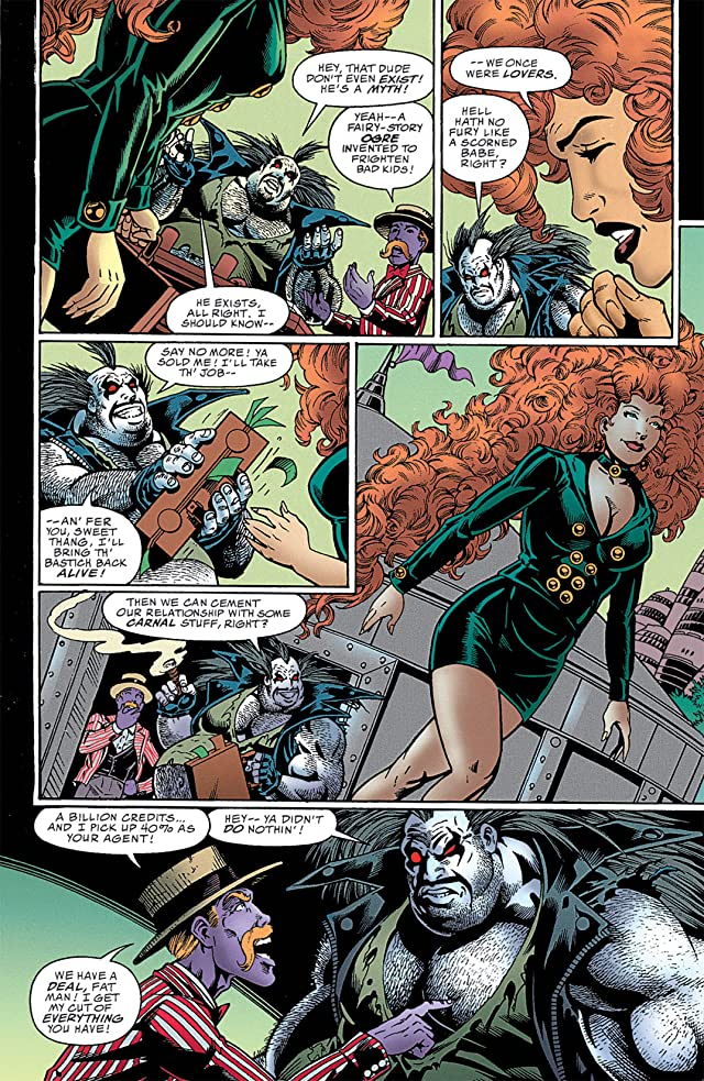click for super-sized previews of Lobo #1000000