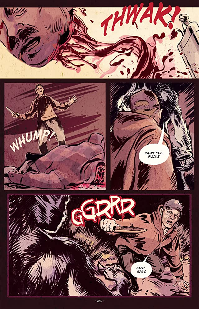 click for super-sized previews of Feeding Ground (English) #4