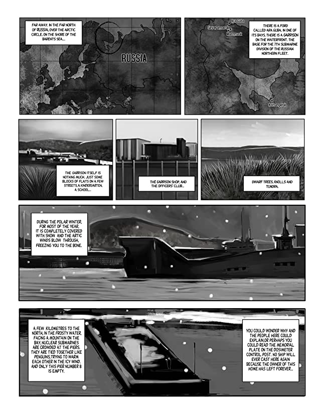 click for super-sized previews of The Kursk #1