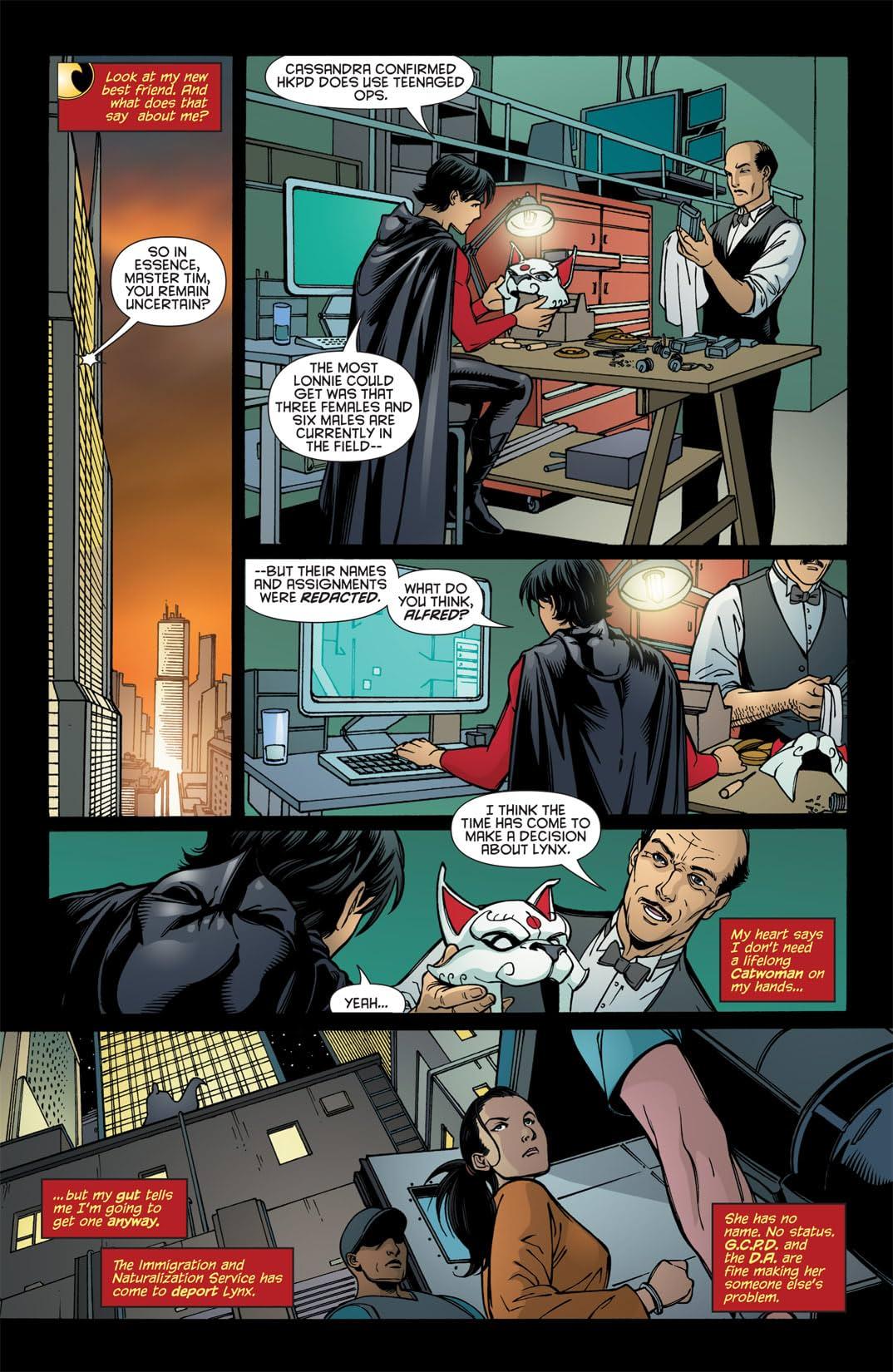 Red Robin #17