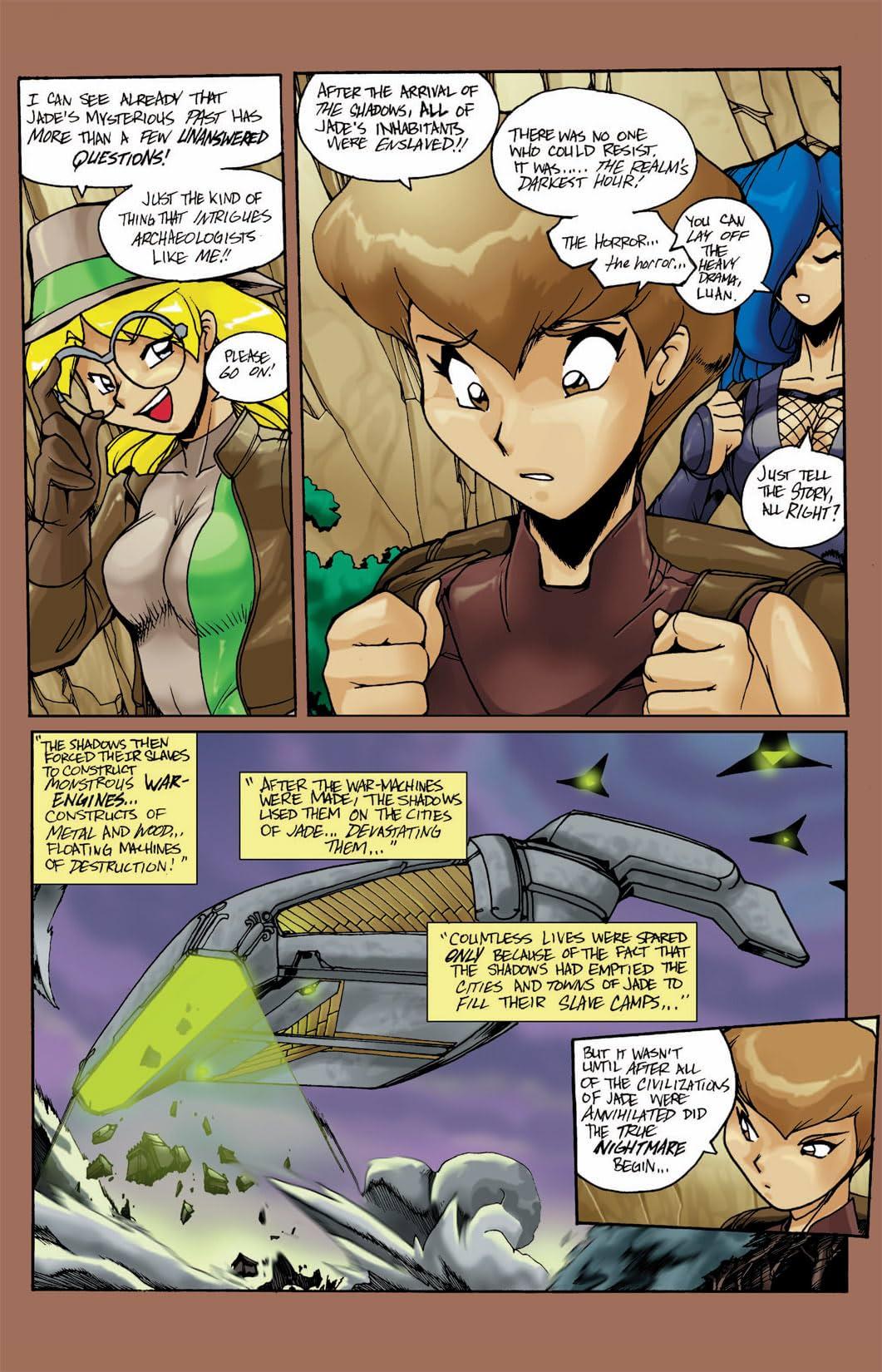Gold Digger #13