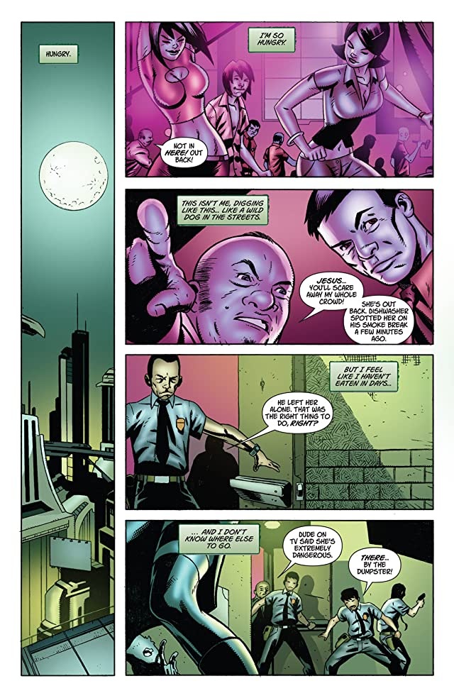 click for super-sized previews of Kevin Smith's Kato #11