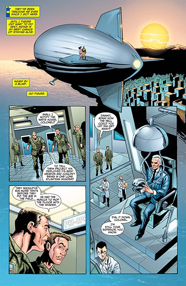 click for super-sized previews of Booster Gold (2007-2011) #45