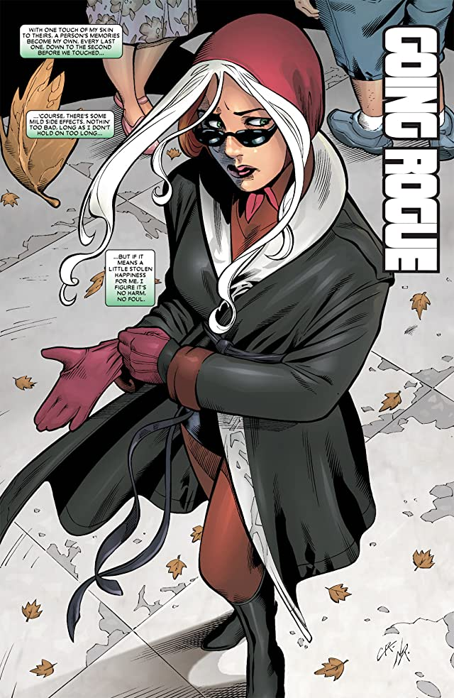 click for super-sized previews of Rogue (2004-2005) #1