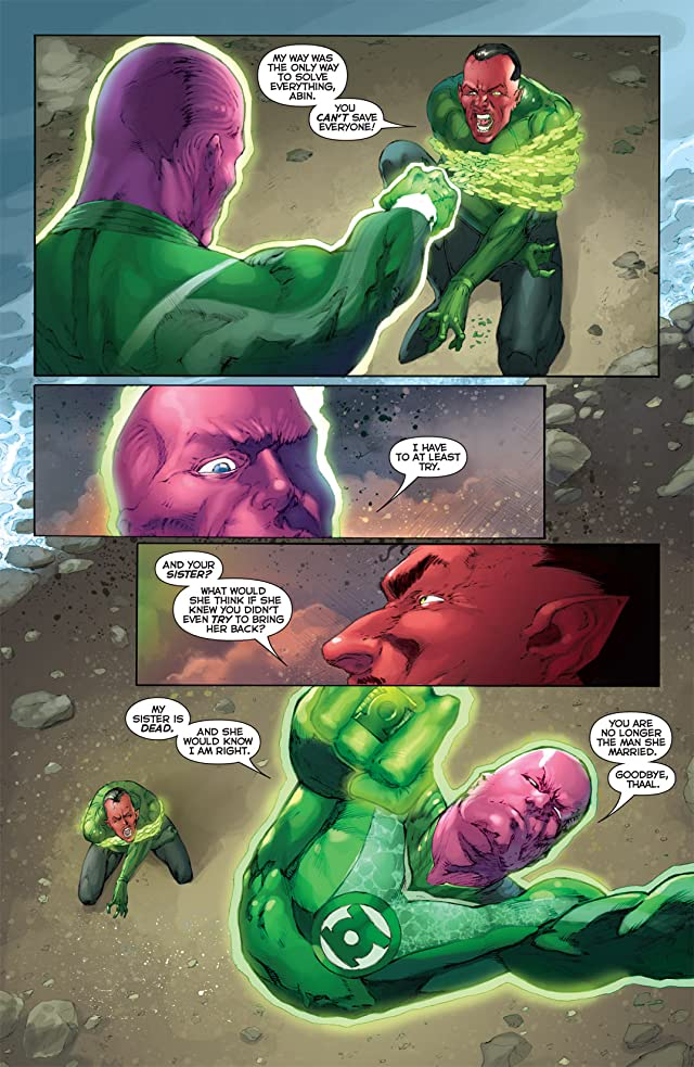 click for super-sized previews of Flashpoint: Abin Sur - The Green Lantern #3