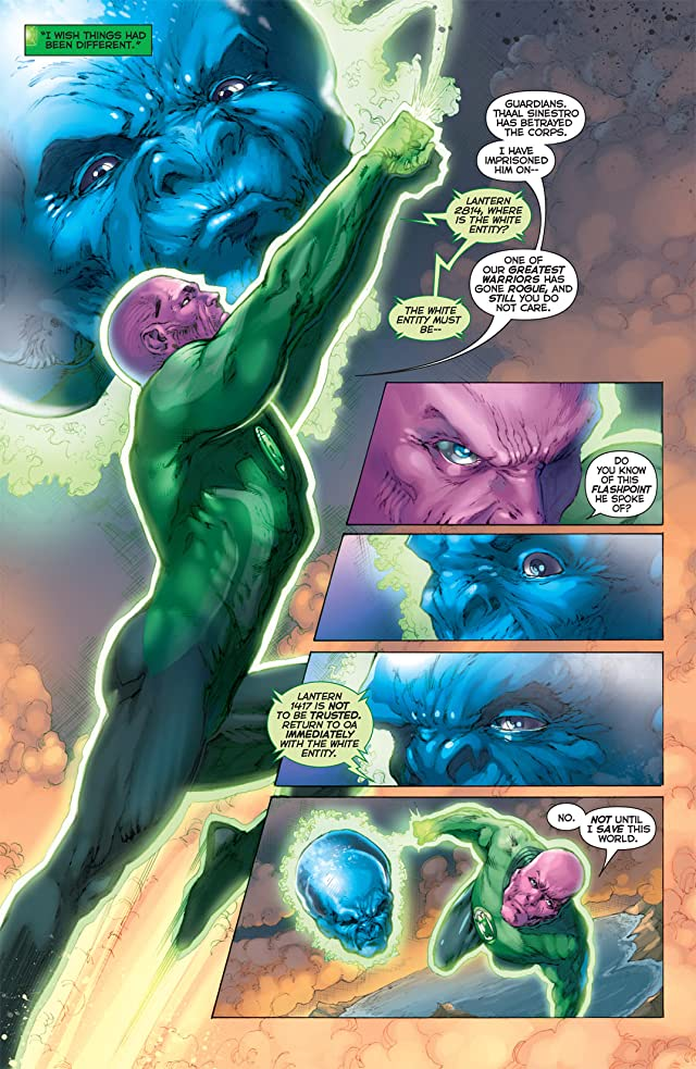 click for super-sized previews of Flashpoint: Abin Sur - The Green Lantern #3 (of 3)