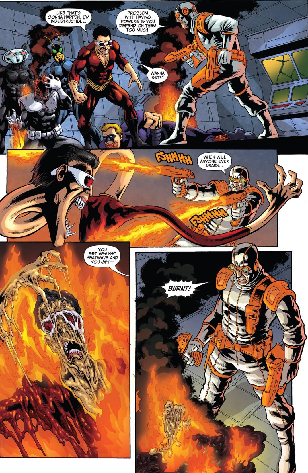 Flashpoint: Legion of Doom #3 (of 3)