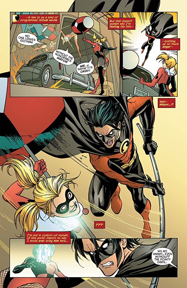 click for super-sized previews of Red Robin #19