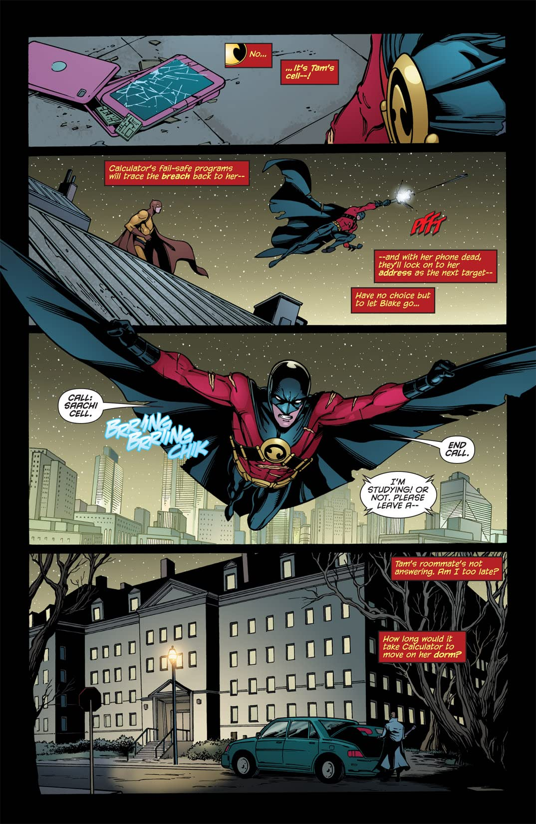 Red Robin #20