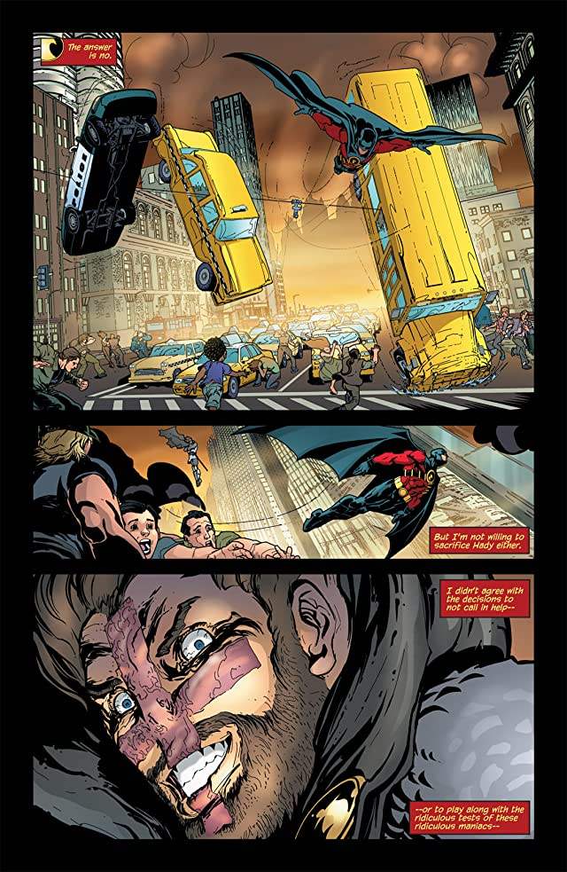 click for super-sized previews of Red Robin #22