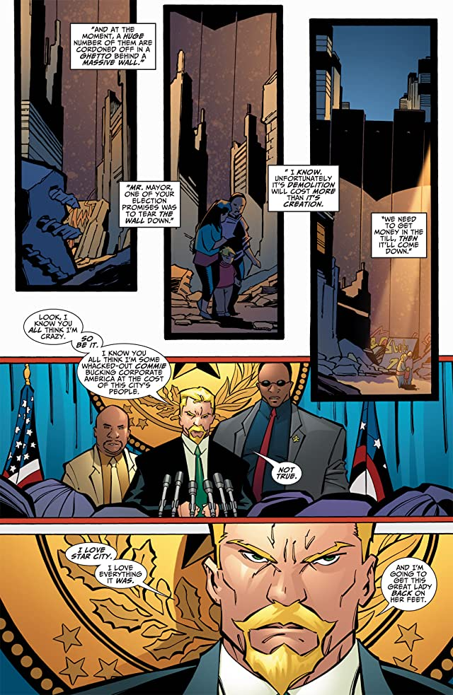 click for super-sized previews of Green Arrow (2001-2007) #61